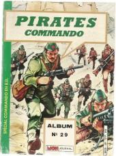 Pirates (Mon Journal) -REC29- Album n°29 (du n°112 au n°114)