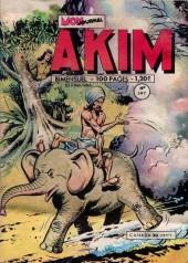 Akim (1re série) -347- Terreur dans la jungle