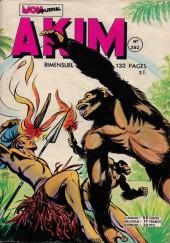 Akim (1re série) -382- Le sorcier blanc