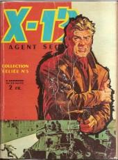 X-13 agent secret -Rec05- Collection reliée n°5 (du n°33 au n°40)