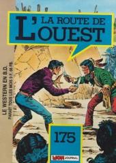 La route de l'Ouest -175- La reine des voleurs