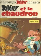 Astérix -13b1973- Astérix et le chaudron