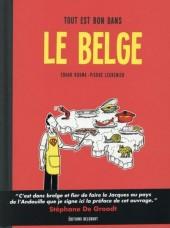 Le belge -2- Tout est bon dans le Belge