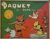 (AUT) Rabier - Paquet, Petit ours mal léché