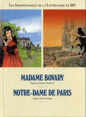 Les indispensables de la Littérature en BD -FL07- Madame Bovary / Notre-Dame de Paris