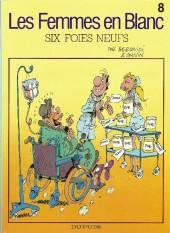 Les femmes en Blanc -8b1993- Six foies neufs