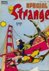 Spécial Strange -Rec21- Album N°21 (du n°61 au n°63)
