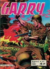 Garry (Impéria - 3e série) -401- La peur au ventre