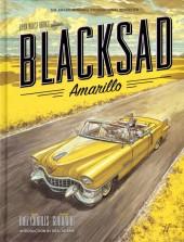 Blacksad (en anglais, Dark Horse) -3- Amarillo