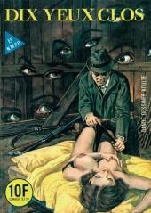 Histoires noires (Elvifrance) -107- Dix yeux clos