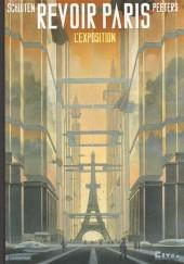 Revoir Paris -Cat- Revoir Paris - L'Exposition
