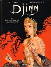 Djinn (Dufaux/Mirallès) -12- Un honneur retrouvé