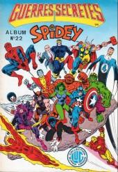 Spidey -Rec22- Album N°22 (du n°64 au n°66)