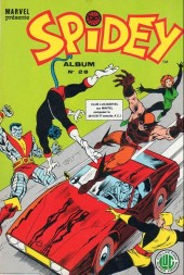 Spidey -Rec28- Album N°28 (du n°82 au n°84)