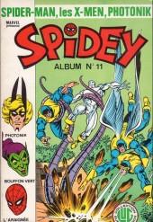Spidey -Rec11- Album N°11 (du n°31 au n°33)