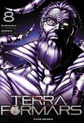 Terra formars -8- Tome 8