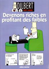 Dilbert (Albin Michel) -6- Devenons riches en profitant des faibles
