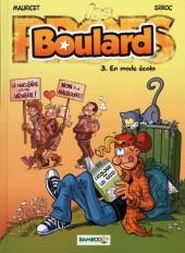 Boulard -3- En mode écolo