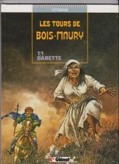Les tours de Bois-Maury -1d- Babette