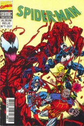 Spider-Man (Semic) -REC07- Album N°7 (n°13 à n°14)
