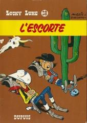 Lucky Luke -28a70- L'escorte