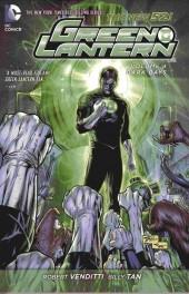 Green Lantern Vol.5 (DC Comics - 2011) -INT04- Dark days