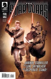 The star Wars (2013) -4- Issue 4