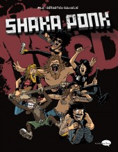 Shaka Ponk - Shaka Ponk - Monkey BD