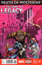Death of Wolverine: The Logan Legacy (2014) -1- Issue 1