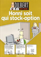 Dilbert (Albin Michel) -8- Honni soit qui stock-option