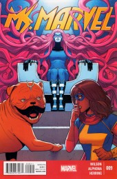 Ms. Marvel (Marvel comics - 2014) -9- Generation Why Part 2/4
