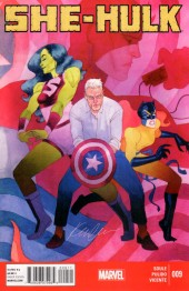 She-Hulk (2014) -9- The Good Old Days, Part 2