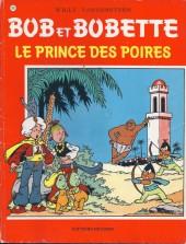 Bob et Bobette -181a85- Le prince des poires