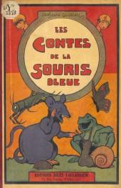 (AUT) Rabier - Les contes de la souris bleue