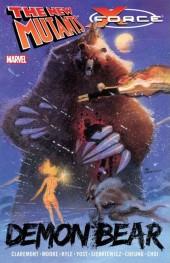 X-Men (TPB) -INT- The New Mutants/X-Force: Demon Bear