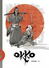 Okko -HS- Artbook