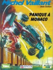 Michel Vaillant -47Valeo- Panique à Monaco