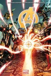 Avengers (Marvel Now!) -2- Le dernier instant blanc