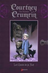 Courtney Crumrin -1b- Les Choses de la Nuit
