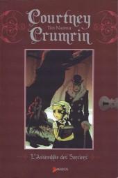 Courtney Crumrin -2b- L'Assemblée des Sorciers