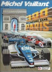 Michel Vaillant -42a1993- 300 à l'heure dans Paris