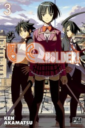 UQ Holder ! -3- Tome 3