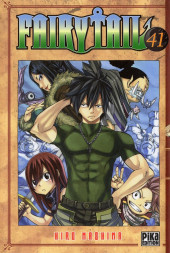 Fairy Tail -41- Tome 41
