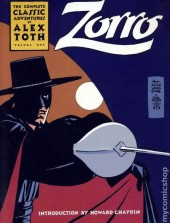 Alex Toth's Zorro (1988) -INT01- Volume One