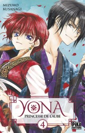 Yona, princesse de l'aube -4- Tome 4