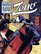 Alex Toth's Zorro (1988) -INT02- Volume Two