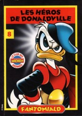 Les héros de Donaldville -8- Fantomiald