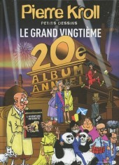 (AUT) Kroll -20- Le grand vingtième - petits dessins 2014