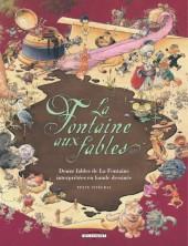 La fontaine aux fables -1a- La Fontaine aux fables