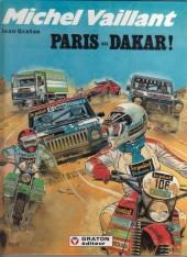 Michel Vaillant -41a1988- Paris-Dakar !